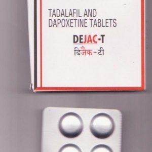Generisk DAPOXETINE til salg i Danmark: DEJAC-T i online ED-piller shop t-art21.com