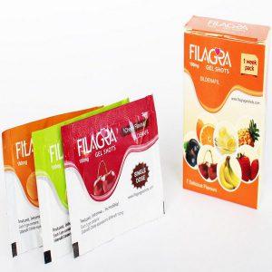 Generisk SILDENAFIL til salg i Danmark: Filagra Oral Jelly 100 mg i online ED-piller shop t-art21.com