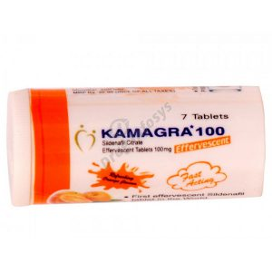 Generisk SILDENAFIL til salg i Danmark: Kamagra Effervescent 100 mg i online ED-piller shop t-art21.com