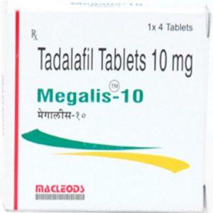 Generisk TADALAFIL til salg i Danmark: Megalis 10 mg i online ED-piller shop t-art21.com