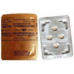 Generisk VARDENAFIL til salg i Danmark: Snovitra Pro Tab i online ED-piller shop t-art21.com