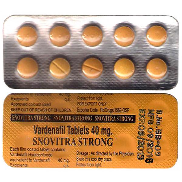 Generisk Array til salg i Danmark: Snovitra Strong 40mg i online ED-piller shop t-art21.com