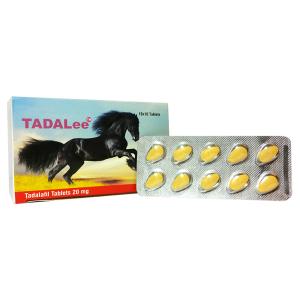 Generisk TADALAFIL til salg i Danmark: Tadalee 20 mg i online ED-piller shop t-art21.com