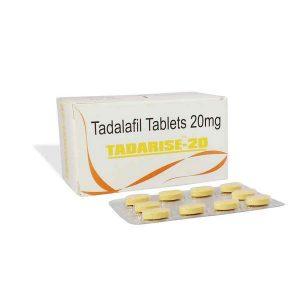 Generisk TADALAFIL til salg i Danmark: Tadarise 20 mg i online ED-piller shop t-art21.com