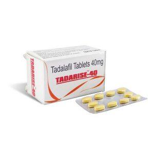 Generisk TADALAFIL til salg i Danmark: Tadarise 40 mg i online ED-piller shop t-art21.com