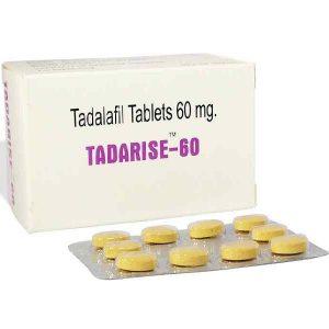 Generisk TADALAFIL til salg i Danmark: Tadarise 60 mg Tab i online ED-piller shop t-art21.com