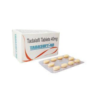 Generisk TADALAFIL til salg i Danmark: Tadasoft 40 mg i online ED-piller shop t-art21.com