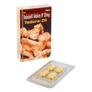 Generisk TADALAFIL til salg i Danmark: Tadora 20 mg i online ED-piller shop t-art21.com