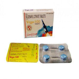 Generisk SILDENAFIL til salg i Danmark: Vega 100 mg i online ED-piller shop t-art21.com